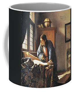 Geographer, 1669  Coffee Mug
