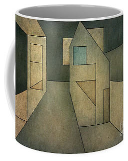 Geometric Abstraction II Coffee Mug