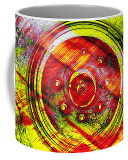 Geometric Colors  Coffee Mug