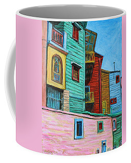 Geometric Colours II Coffee Mug