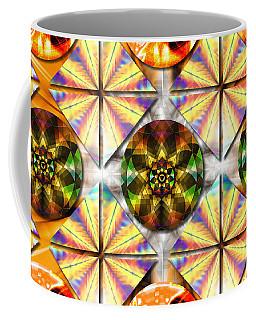Geometric Dreamland Coffee Mug