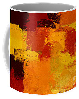 Geomix 05 - 01at01b Coffee Mug by Variance Collections