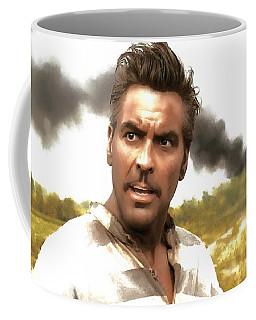 George Clooney In The Film O Brother Where Art Thou Coffee Mug