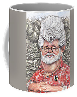 George Lucas Coffee Mug