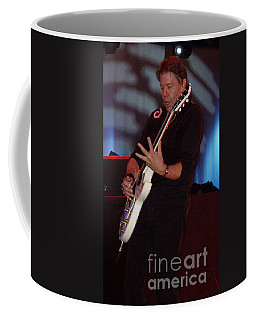 Coffee Mug featuring the photograph George Thorogood II by John Telfer