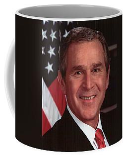 George W Bush Coffee Mug