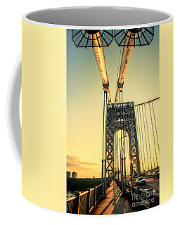 George Washington Sunset Coffee Mug