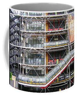 Georges Pompidou Centre Coffee Mug