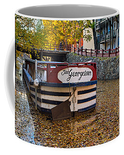 Georgetown Barge Coffee Mug