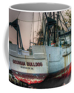 Georgia Bulldog Coffee Mug