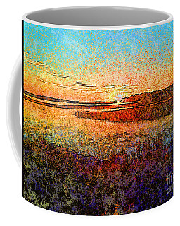 Georgian Bay Sunset Coffee Mug