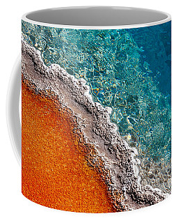 Geothermic Layers Coffee Mug