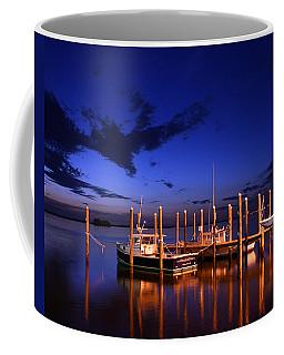 Coffee Mug featuring the photograph Geraldine Dyer Dunedin by Christopher McKenzie