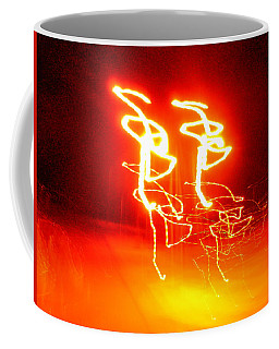 Geranium Lazer Fusion Coffee Mug