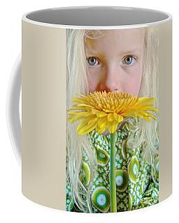 Gerbera Girl Coffee Mug