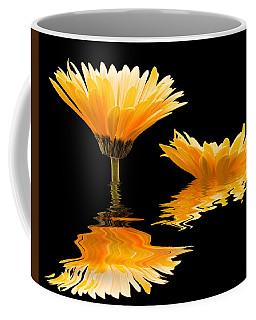 Gerbera Reflection Coffee Mug