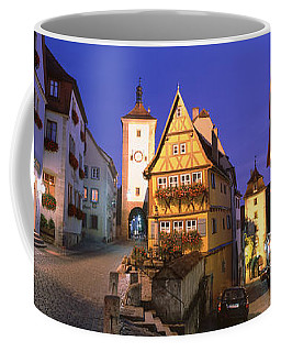 Germany, Rothenburg Ob Der Tauber Coffee Mug