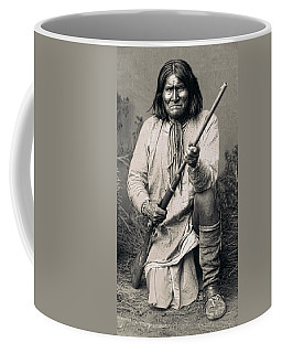 Geronimo - 1886 Coffee Mug