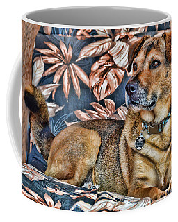 Gerry And The Lounge Chair Coffee Mug