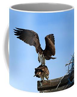 Get Off My Back Coffee Mug