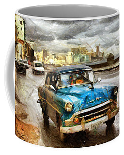 Get Outta My Dreams Get Into My Car Coffee Mug