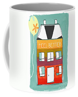Get Well Card Coffee Mug
