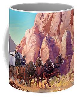 Gett'en Through Coffee Mug