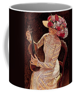 Getting In Tune Coffee Mug