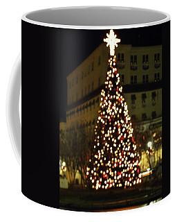 Gettysburg Pa  Christmas Tree Coffee Mug by John Williams