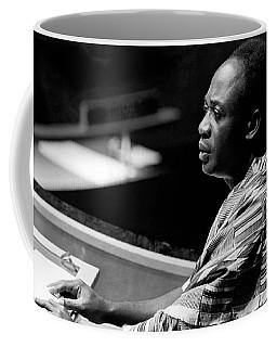 Ghana President Kwame Nkrumah Coffee Mug