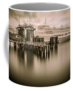 Ghost Ferry Coffee Mug