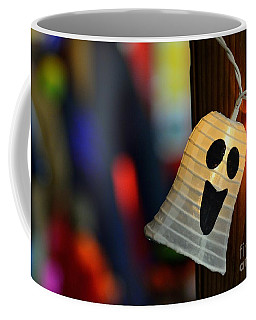 Coffee Mug featuring the photograph Ghost Light by Lisa L Silva