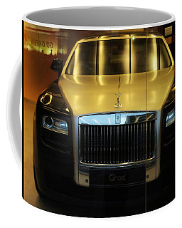 Rolls Royce Ghost Coffee Mug