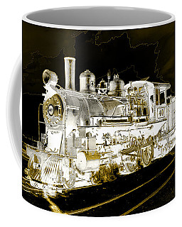 Ghost Train Coffee Mug