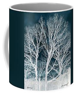 Ghost Tree 1 Coffee Mug
