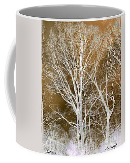 Ghost Tree 2 Coffee Mug