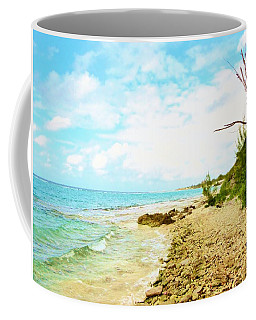 Coffee Mug featuring the photograph Ghost Tree by Amar Sheow