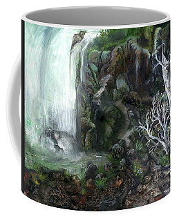 Ghost Tree Coffee Mug