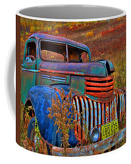Ghost Truck Coffee Mug