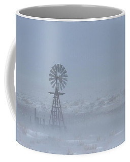 Ghost Windmill Coffee Mug