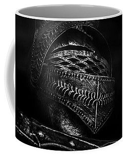 Ghostly Knight Coffee Mug