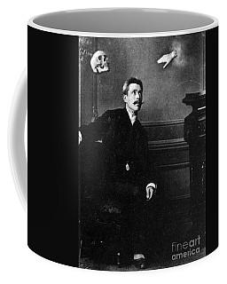 Ghostly Manifestation Or Trick Coffee Mug