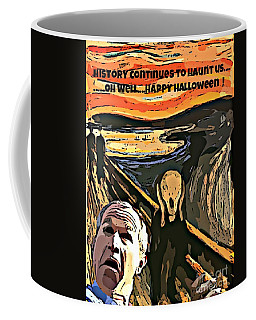 Ghosts Of The Past Coffee Mug