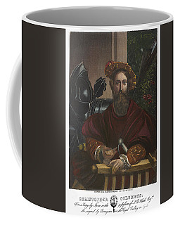 Coffee Mug featuring the painting Gian Galeazzo Sanvitale by Granger