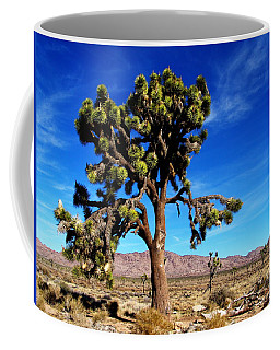 Giant Joshua Coffee Mug by Glenn McCarthy Art and Photography