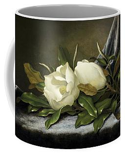 Giant Magnolias Coffee Mug