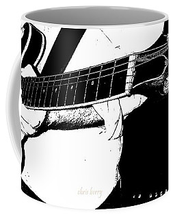 Gibson Guitar Graphic Coffee Mug