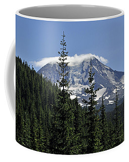 Gifford Pinchot National Forest And Mt. Adams Coffee Mug