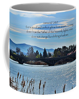 Gifts Coffee Mug by Lynn Hopwood
