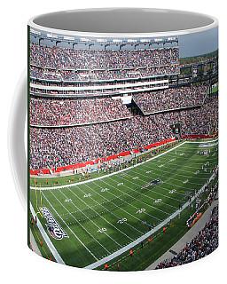 Gillette Stadium Coffee Mug